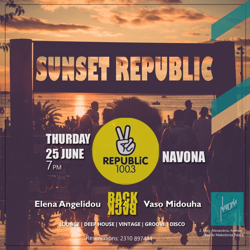 Sunset Republic FB post